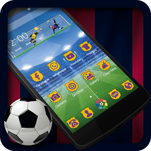 Football Barcelona Launcher for PC