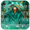 Devil Skull Death 3D Theme icon