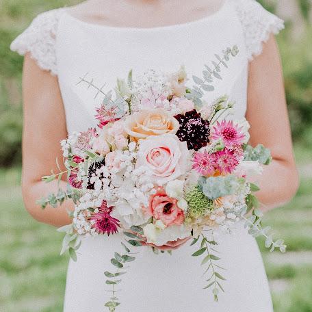 Wedding photographer Nadine Frech (frech). Photo of 15.09.2017