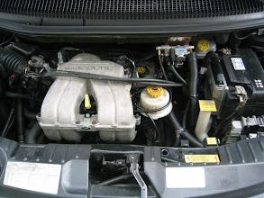 Photo: Motorraum nach Einbau