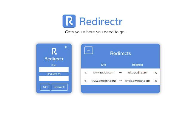 Redirectr