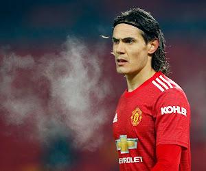 Manchester United devra prolonger Cavani....ou lui payer une prime