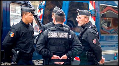 Photo: Compagnies Républicaines de Sécurité