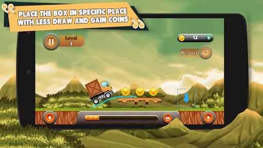 Brain Physics Truck Puzzle 1.1.7 screenshots 2