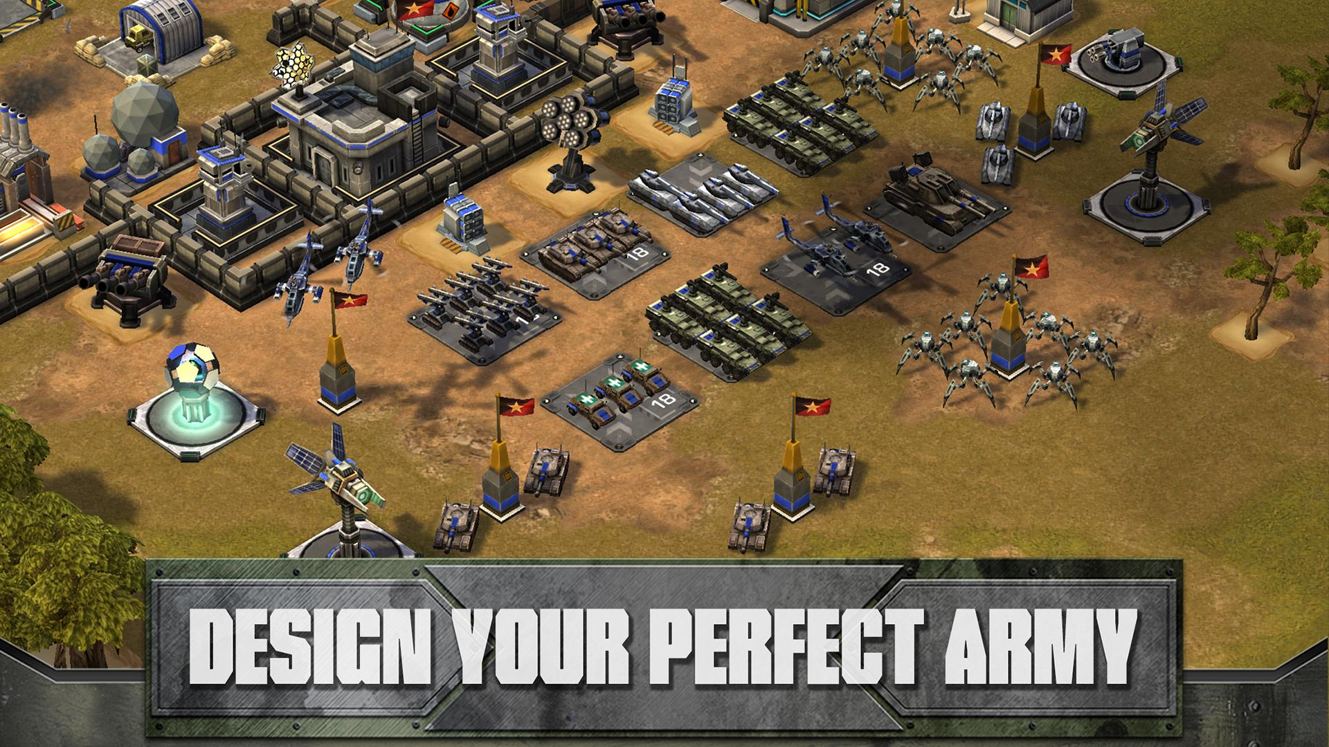 Empires and Allies screenshot #4