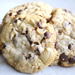 Chocolate, Coconut and Pecan Brown Butter Cookies Recipe