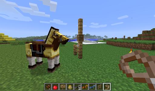 Horse Armor Mod Minecraft