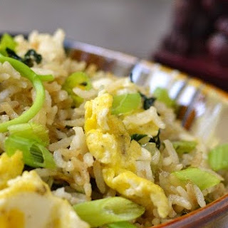 China -- Vegetarian Shanghai Fried Rice