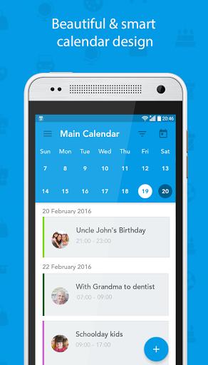 Visualizza Calendario.Dayhaps Il Calendario Di Gruppo Per Iphone E Android
