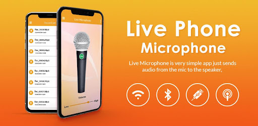 Приложения в Google Play – Live Phone Microphone – Mic ...