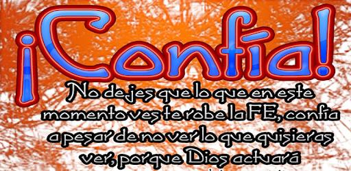 Mensajes Cristianos de Fe app (apk) free download for Android/PC/Windows screenshot