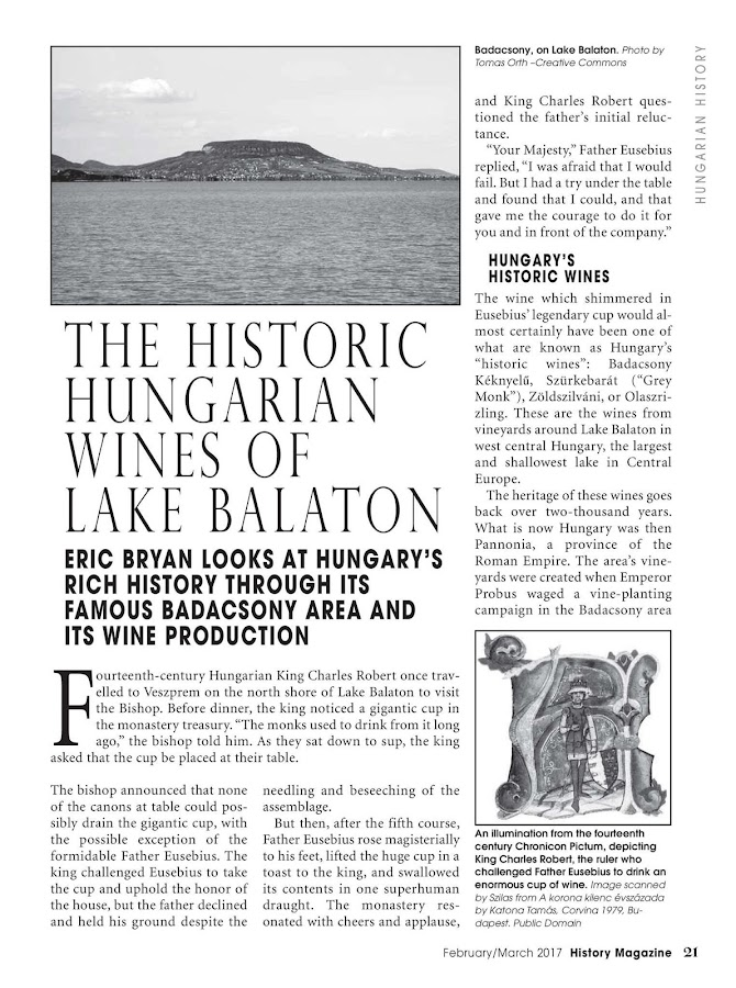 History Magazine- screenshot