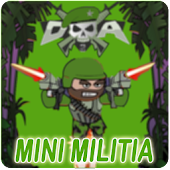 Tricks Mini Militia New