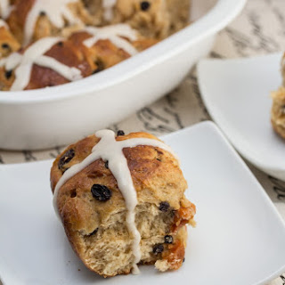 King Arthur Flour's Easy Hot Cross Buns