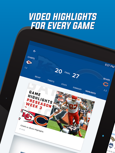 Download CBS Sports App - Scores, News, Stats & Watch Live MOD APK 8