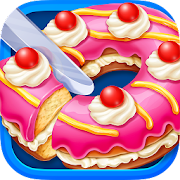 Sweet Donut Cake Maker 1.0
