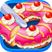 Sweet Donut Cake Maker