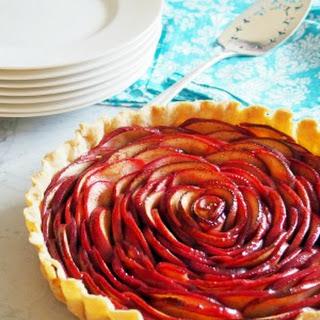 Rose Apple Pie Tutorial.