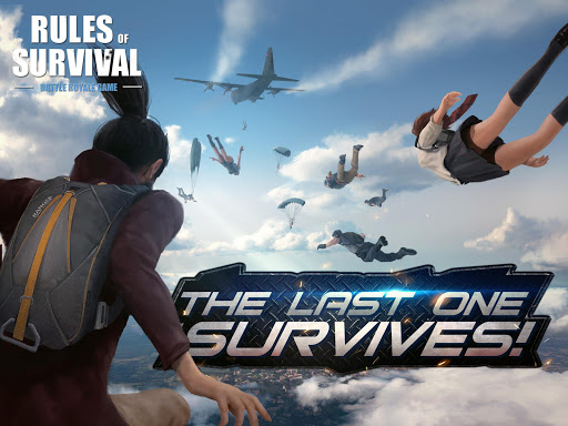 RULES OF SURVIVAL 1.121222.124678 screenshots 6