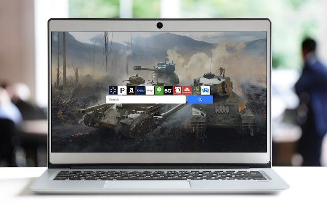World Of Tanks Blitz Search