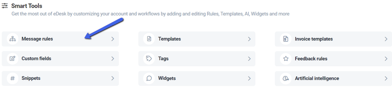 message-rules-settings