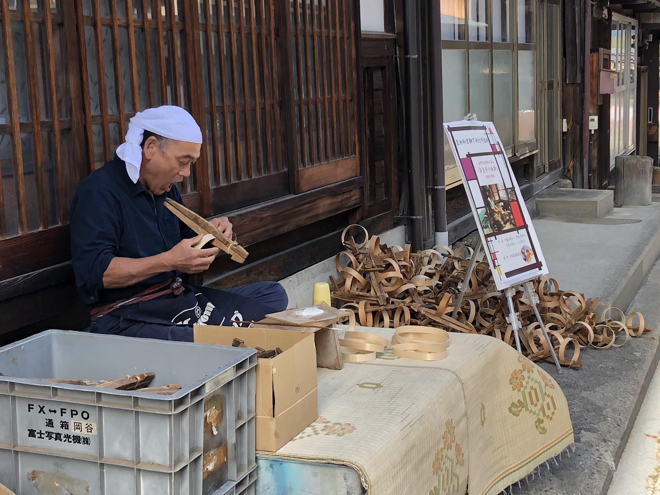 奈良井宿 下町