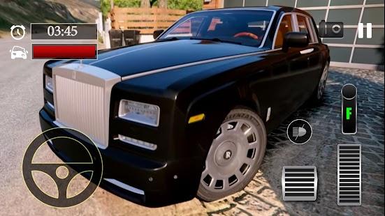 Car Parking Rolls Royce Phantom Simulator - náhled