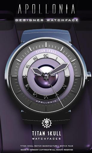 Apollonia Watch Face