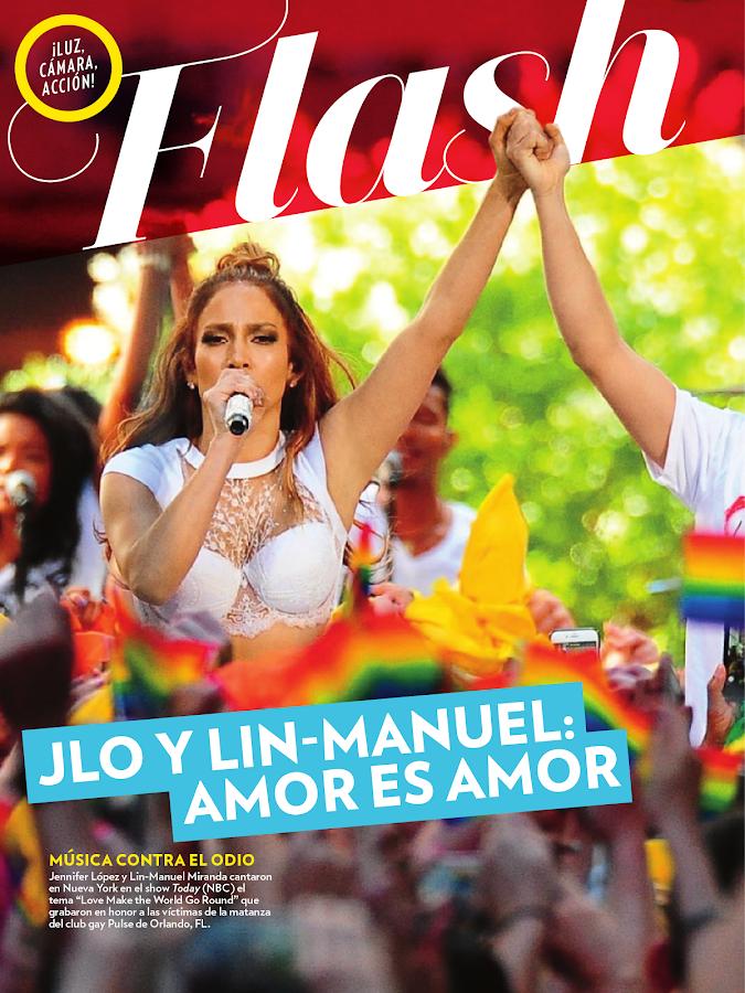 People en Español- screenshot