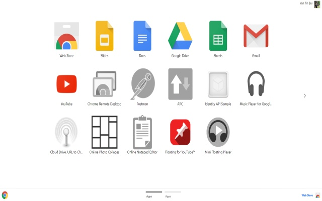 1 Click Google Apps