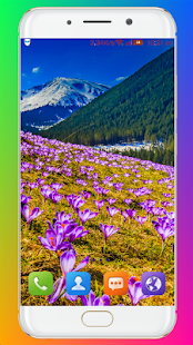 Download Purple Flower Wallpaper For PC Windows and Mac apk screenshot 9