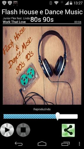 Flash House Dance Music Radio
