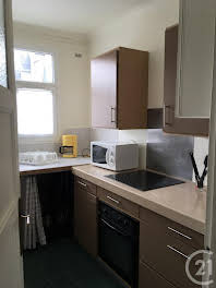 Appartement meublé 2 pièces 42,06 m2
