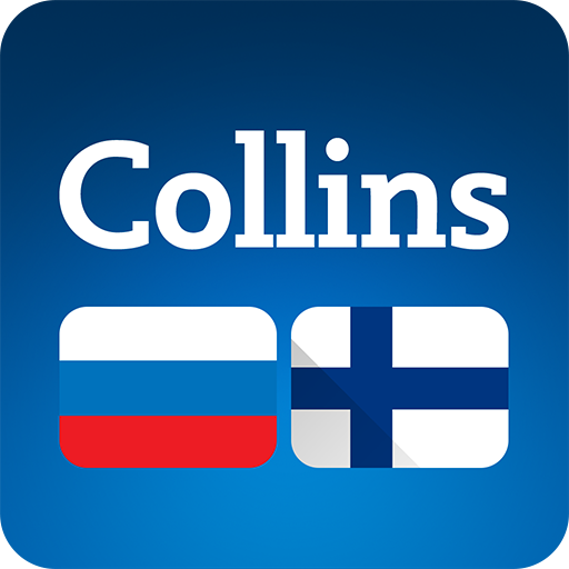 Collins Finnish<>Russian Dictionary Icon