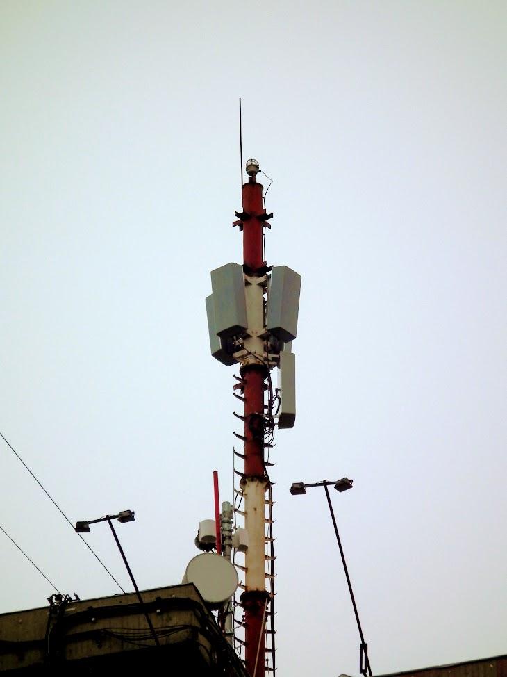Debrecen/toronyház, Bethlen Gábor utca 49. - helyi DVB-T adóállomás