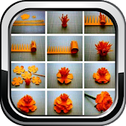 Diy paper flower making quilling home crafts ideas apps on google play diy paper flower making quilling home crafts ideas mightylinksfo