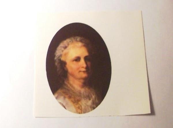 Stewed Oysters....first Lady  Martha Washington's Recipe