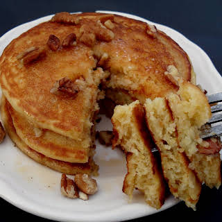 Cornmeal Griddle Cakes.