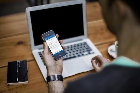 HR Azuneed App - náhled