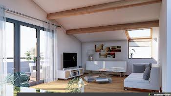 appartement à Castelginest (31)