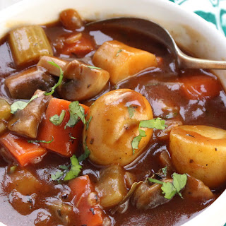 Vegan Mushroom Stew Recipes.