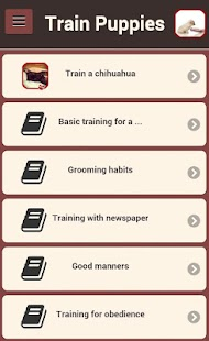 Train Puppies screenshot