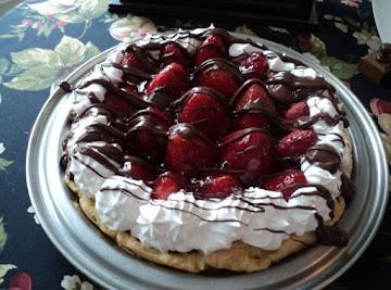 Strawberry Chocolate Éclair Fantasy Recipe