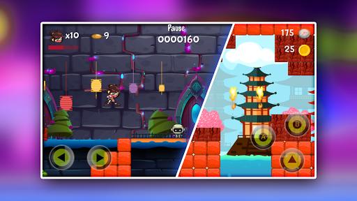 Ninja Warrior Screenshot