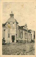 Photo: Прокупље-Зграда поште Место: Нови Сад, Издавач: Књижаре Видосава Стефановића1924.