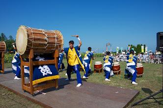 Photo: 北鎮太鼓(旭川自衛隊)