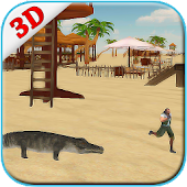 Crocodile Wild Attack Sim