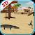 Crocodile Wild Attack Sim file APK Free for PC, smart TV Download