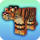 Zoo Craft - Animals & Building