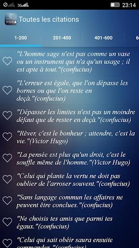 Citation Nietzsche Bonheur : Download citations en français google play softwares